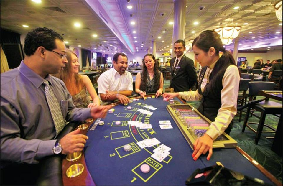 Learn How to Leave Casino Gambling