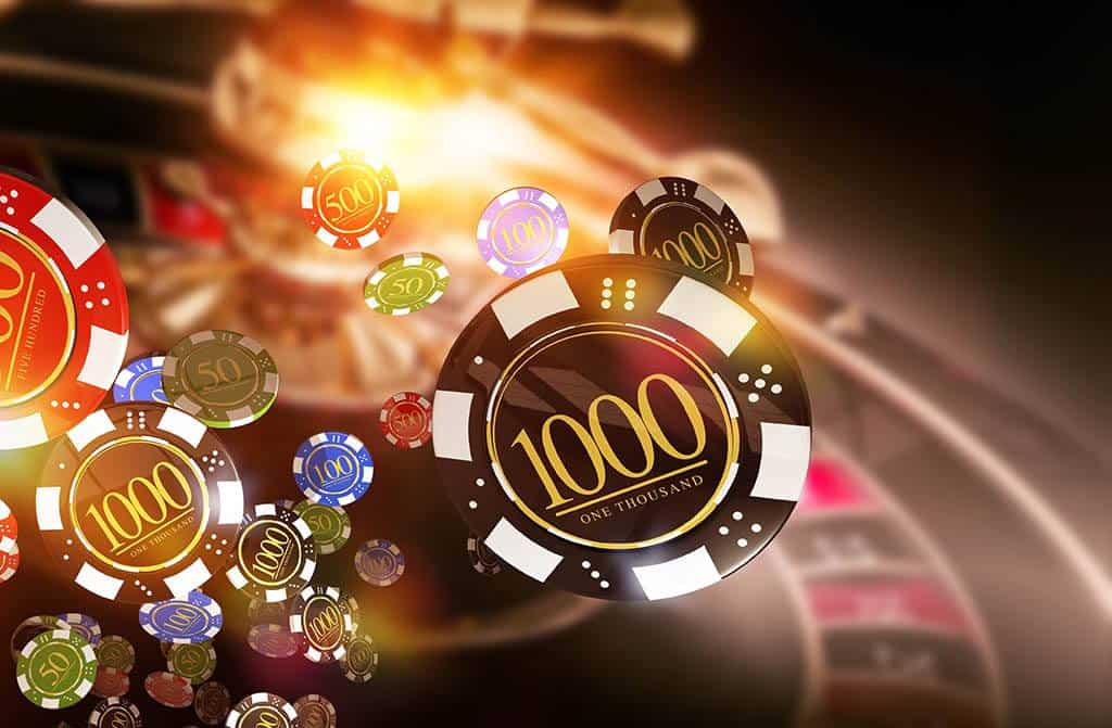 Have Fun on Online Slots in Casino